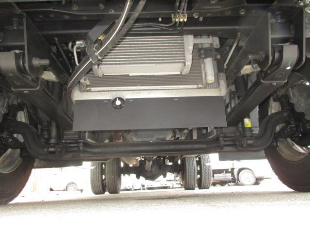 4t ワイド ロング 保冷車 アルミバン パネルバン バックカメラ 左スライドドア リア三枚観音 ラッシングレール2段(26枚目)
