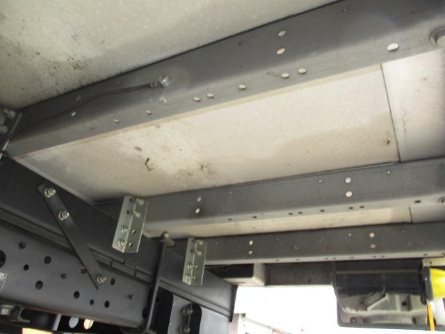 4t ワイド ロング 保冷車 アルミバン パネルバン バックカメラ 左スライドドア リア三枚観音 ラッシングレール2段(28枚目)