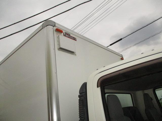 4t ワイド ロング 保冷車 アルミバン パネルバン バックカメラ 左スライドドア リア三枚観音 ラッシングレール2段(38枚目)