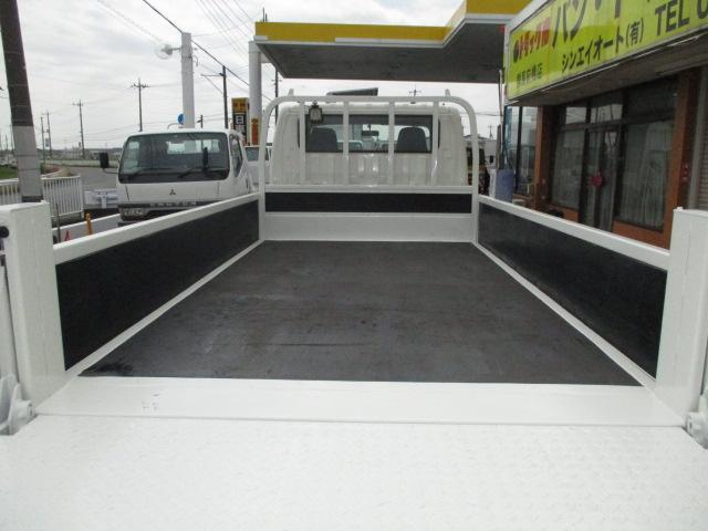 2t Wキャブ ロング 垂直パワーゲート 4WD ゲート昇降荷重600Kg 4WD切替え式 リアヒーター ETC(3枚目)