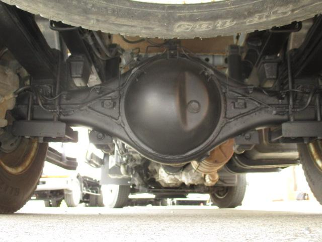 2t Wキャブ ロング 垂直パワーゲート 4WD ゲート昇降荷重600Kg 4WD切替え式 リアヒーター ETC(25枚目)