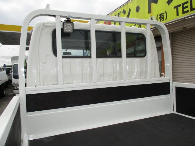 2t Wキャブ ロング 垂直パワーゲート 4WD ゲート昇降荷重600Kg 4WD切替え式 リアヒーター ETC(38枚目)