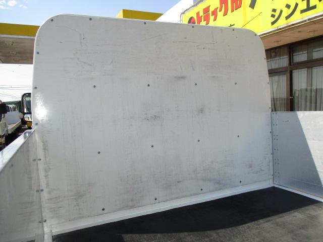 3t セミロング フルジャストロー 深アオリ アルミブロック ナビ バックカメラ ETC(36枚目)