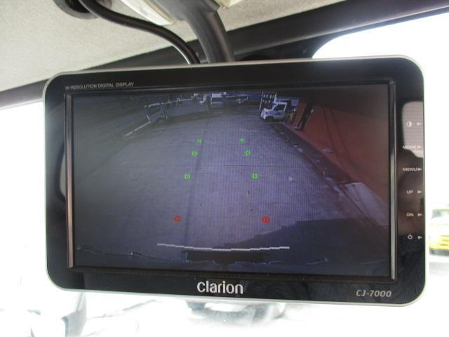 3t フルジャストロー アルミバン 両側スライドドア AT車 バックカメラ ETC リア観音 90度ストッパー(20枚目)