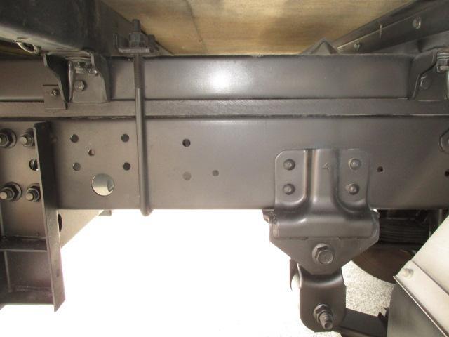 3t フルジャストロー アルミバン 両側スライドドア AT車 バックカメラ ETC リア観音 90度ストッパー(25枚目)