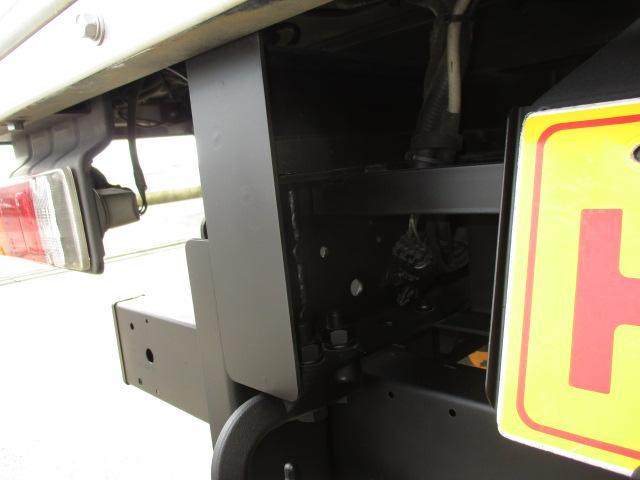 3t フルジャストロー アルミバン 両側スライドドア AT車 バックカメラ ETC リア観音 90度ストッパー(26枚目)