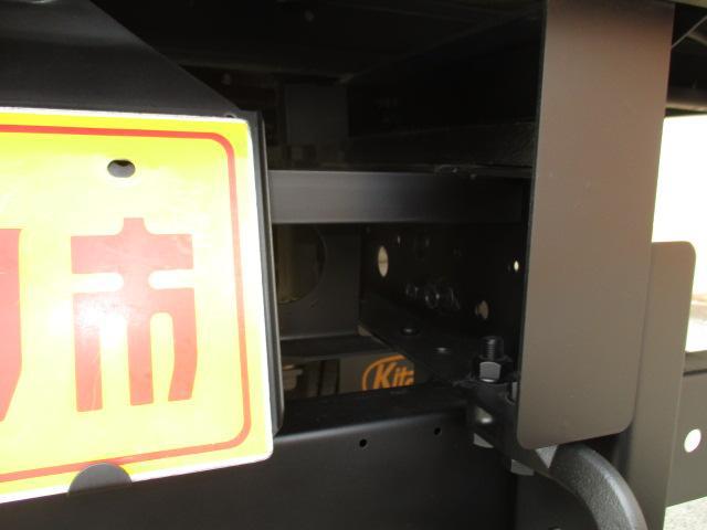 3t フルジャストロー アルミバン 両側スライドドア AT車 バックカメラ ETC リア観音 90度ストッパー(27枚目)