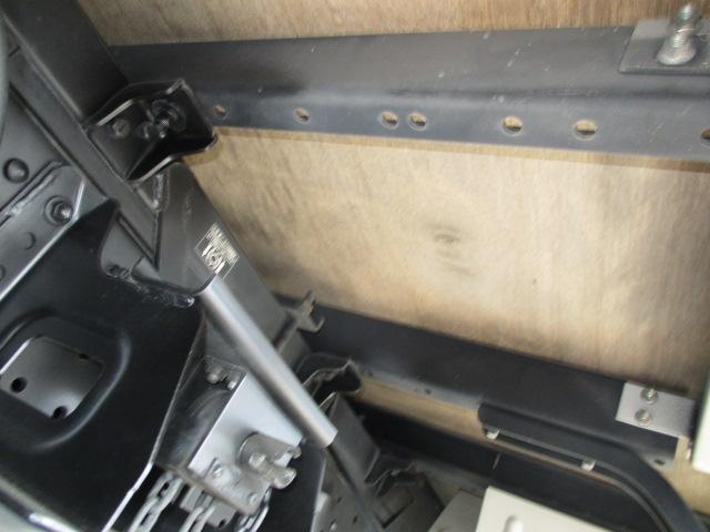 3t フルジャストロー アルミバン 両側スライドドア AT車 バックカメラ ETC リア観音 90度ストッパー(31枚目)
