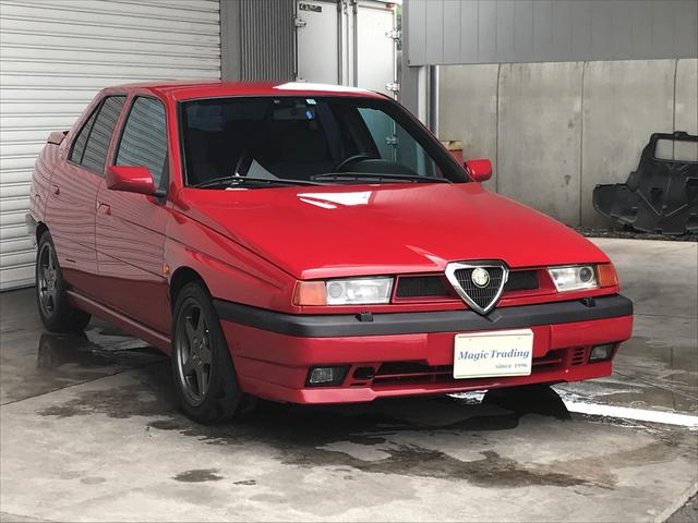 「アルファロメオ」「アルファ155」「セダン」「栃木県」の中古車3