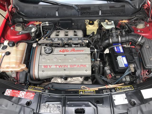 「アルファロメオ」「アルファ155」「セダン」「栃木県」の中古車47