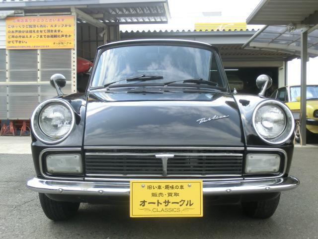 トヨタのTをモチーフとしたフロントグリル、黒塗りはスーパー専用品です。