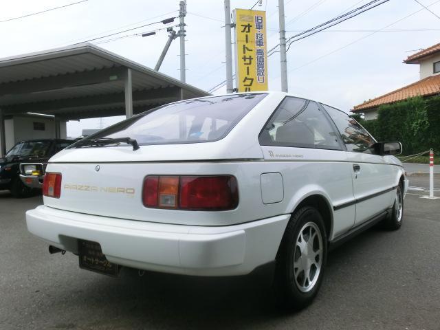 いすゞ ピアッツァ・ネロ XSターボ