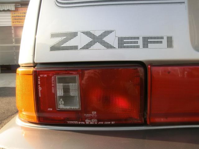 トヨタ カローラ 5ドアZX
