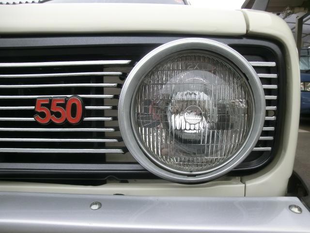 三菱 ミニカ 55バン デラックス