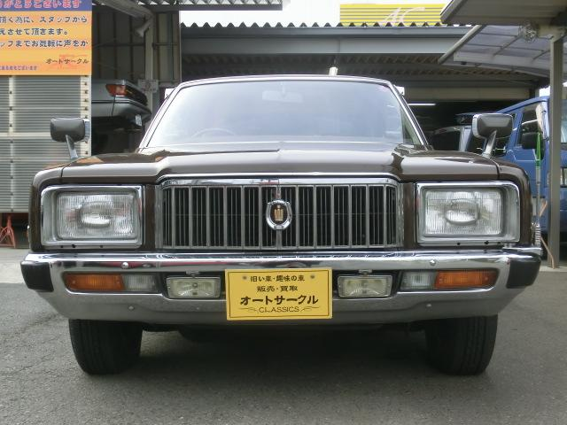 2ドアハードトップ2000スーパーサルーン ノーマル車(4枚目)