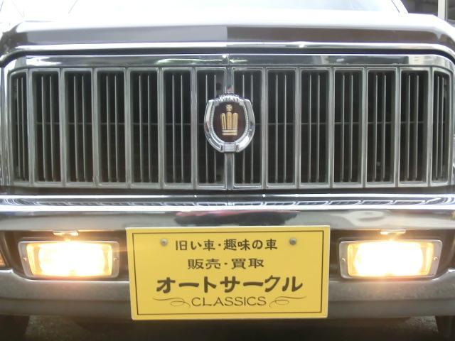 2ドアハードトップ2000スーパーサルーン ノーマル車(8枚目)