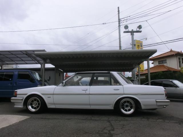 スーパールーセント エクシード ツインカム24 5速 車高調(3枚目)