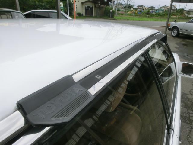 スーパールーセント エクシード ツインカム24 5速 車高調(13枚目)