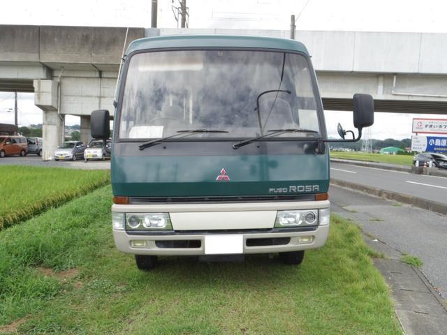 カスタムロング キャンピングカー 観音扉 10人乗り(2枚目)
