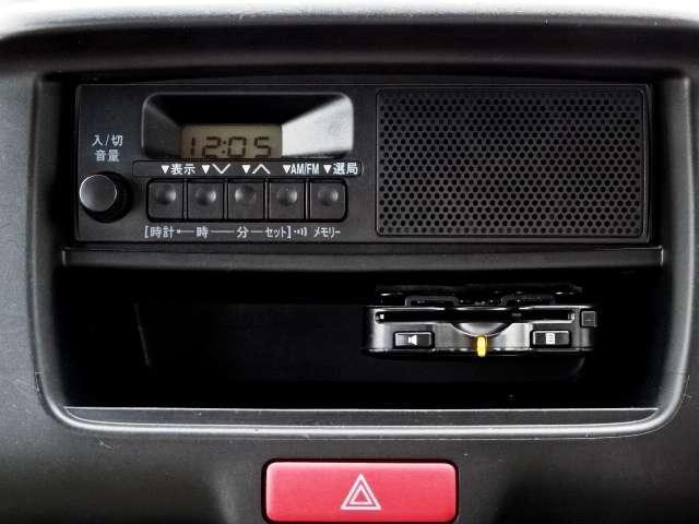 660 DX ハイルーフ 5AGS車 純正ラジオ ETC プラスチックバイザー(5枚目)