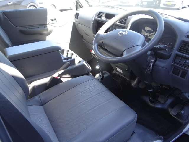 4WD アルミ保冷車 AUTECH製 日本トレクス製(4枚目)