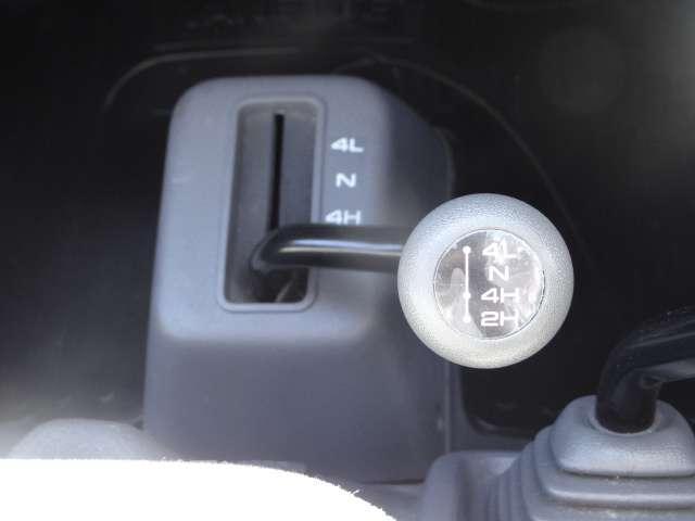 4WD アルミ保冷車 AUTECH製 日本トレクス製(8枚目)