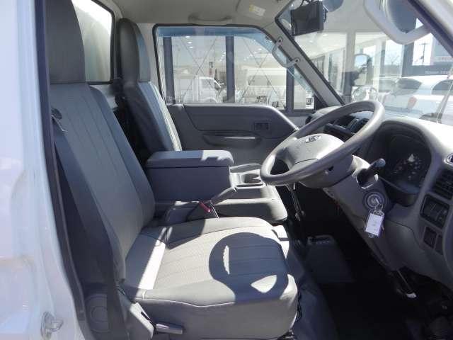 4WD アルミ保冷車 AUTECH製 日本トレクス製(11枚目)
