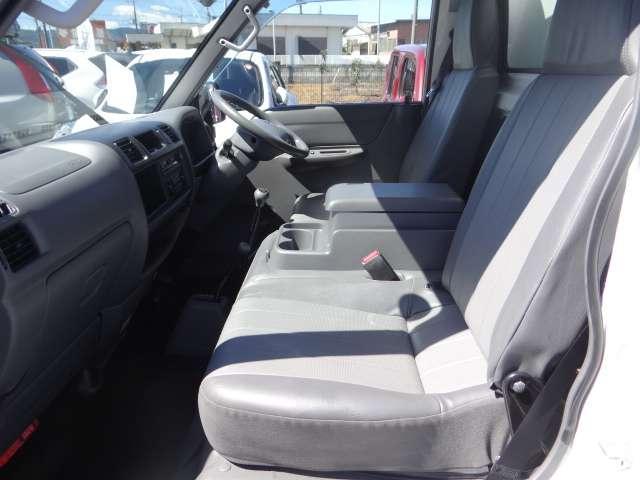 4WD アルミ保冷車 AUTECH製 日本トレクス製(12枚目)