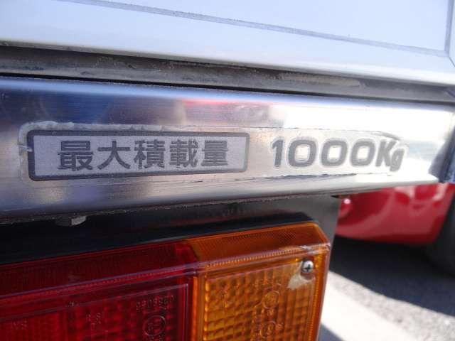 4WD アルミ保冷車 AUTECH製 日本トレクス製(15枚目)