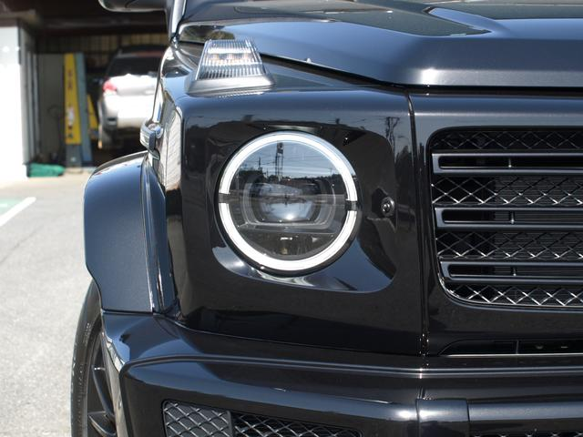G400d マヌファクトゥーアエディション AMGライン・ラグジュアリーパッケージ・限定車・新車保証継承(10枚目)