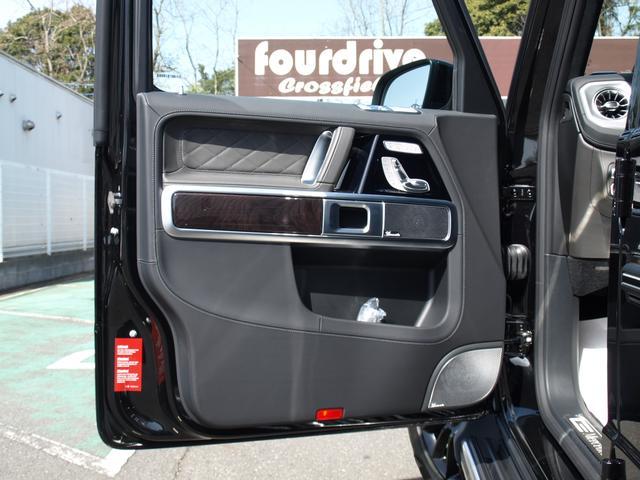 G400d マヌファクトゥーアエディション AMGライン・ラグジュアリーパッケージ・限定車・新車保証継承(15枚目)