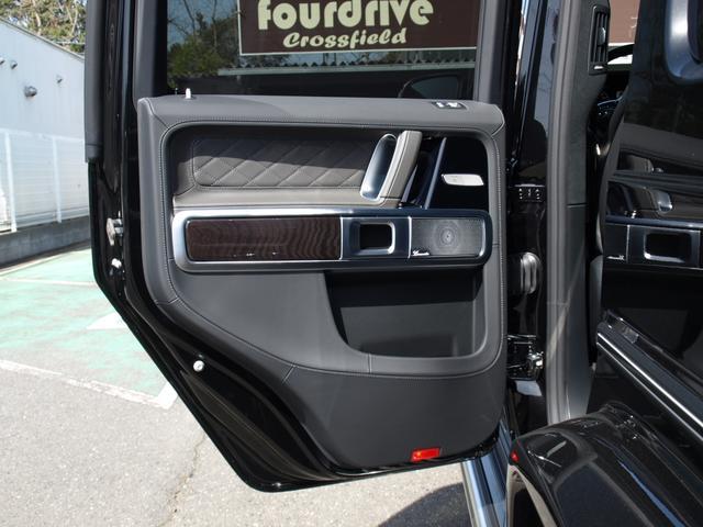G400d マヌファクトゥーアエディション AMGライン・ラグジュアリーパッケージ・限定車・新車保証継承(16枚目)