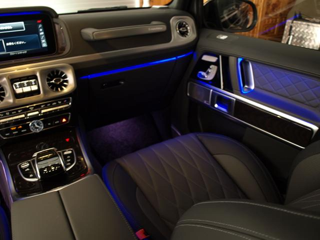 G400d マヌファクトゥーアエディション AMGライン・ラグジュアリーパッケージ・限定車・新車保証継承(33枚目)