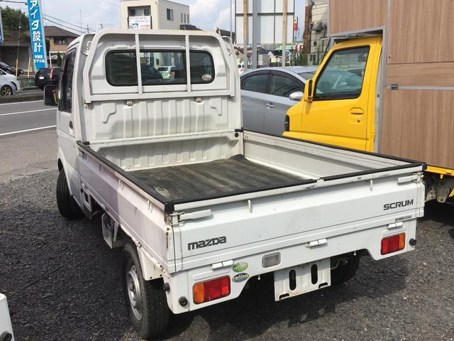 「マツダ」「スクラムトラック」「トラック」「栃木県」の中古車6