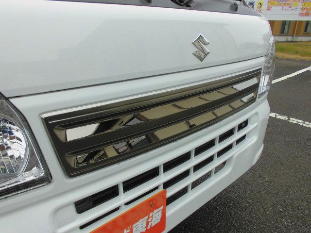 スズキ キャリイトラック 農繁スペシャル エアコン パワステ 5MT 4WD キーレス