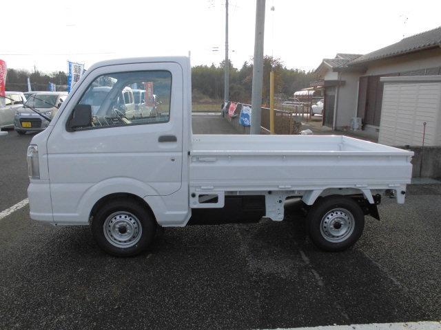 KCエアコン・パワステ 4WD 5MT(6枚目)