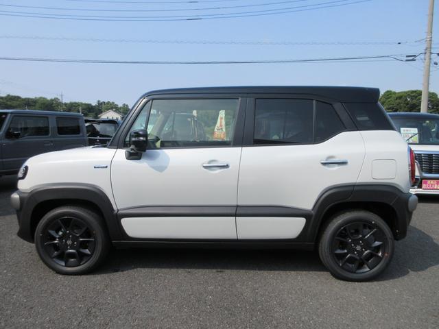 「スズキ」「クロスビー」「SUV・クロカン」「茨城県」の中古車7