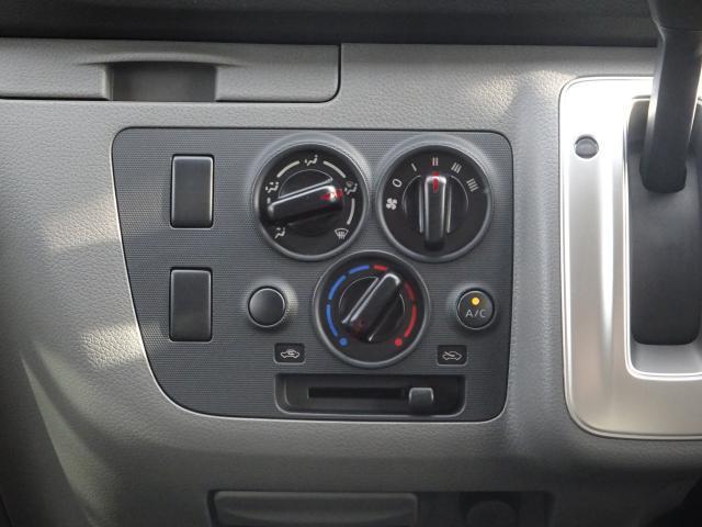 日産 NV350キャラバンバン 1.25t DX 低床 ロング