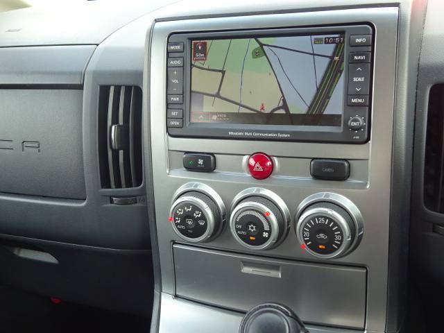 三菱 デリカD:5 G パワーパッケージ HDDナビ 4WD