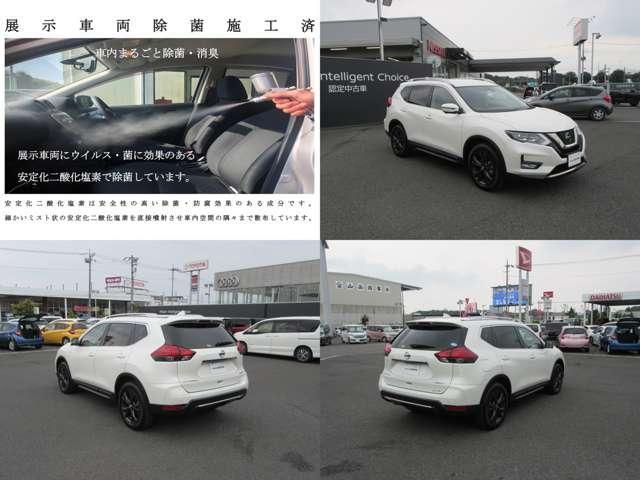 2.0 20Xi レザーエディション 2列車 4WD(16枚目)