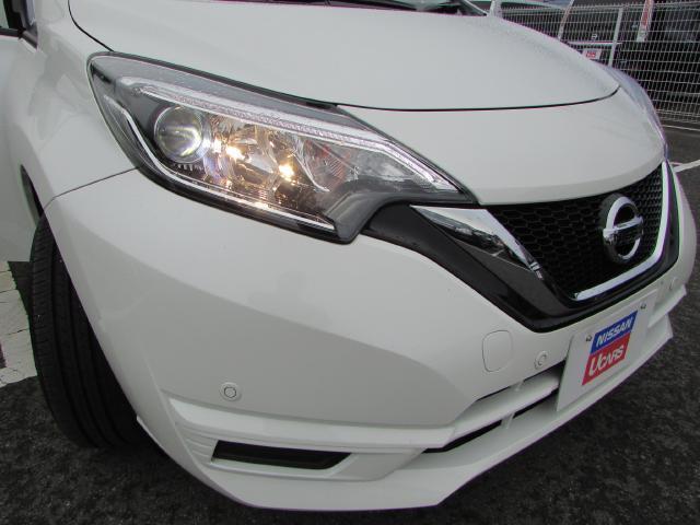 日産 ノート X DIG-S 自動ブレーキ AVM