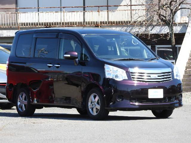 トヨタ ノア X Gエディション 地デジHDDナビ 両側自動ドア ETC