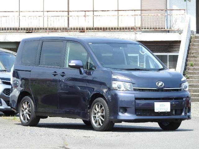 トヨタ ヴォクシー トランス-X 地デジMナビBカメラ 17アルミ ETC