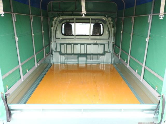スズキ キャリイトラック KCスペシャル幌付2WD ACPSPW 地デジMナビ ETC