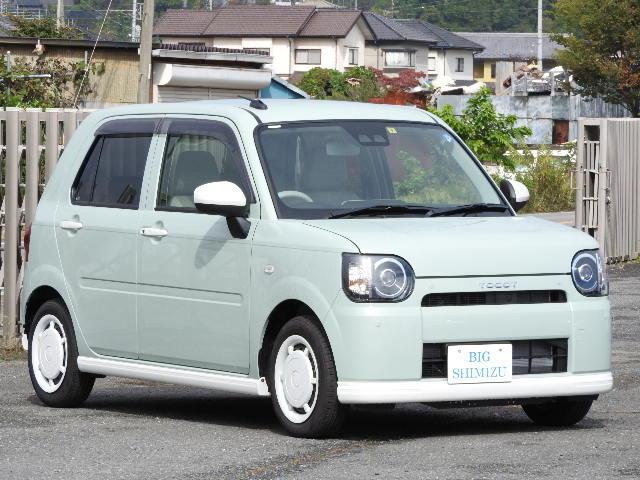 「ダイハツ」「ミラトコット」「軽自動車」「群馬県」の中古車3