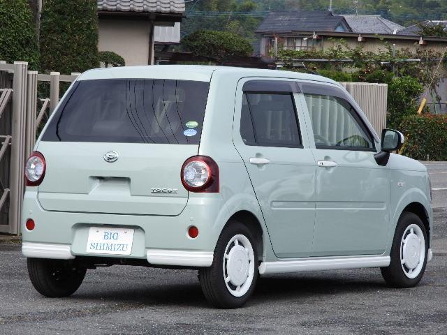 「ダイハツ」「ミラトコット」「軽自動車」「群馬県」の中古車10