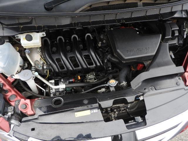 ハイウェイスター IIトーン Eブレーキ Wエアバック ABS フル装備 ナビ 地デジ Bカメラ LEDヘッド 16アルミ Hフリー両側自動ドア Aクルーズ ETC ドアバイザー インテリキー Bスタート Iストップ(17枚目)