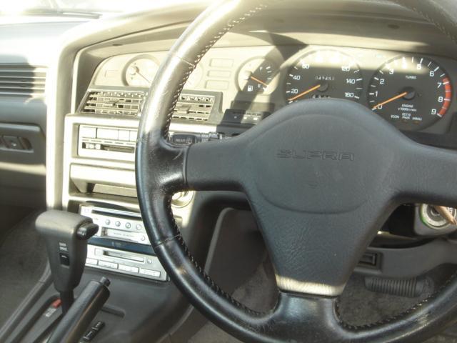 トヨタ スープラ 2.0GTツインターボ ワイドノーマル車キロクボ