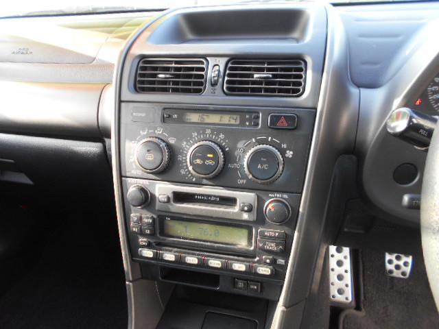 RS200 Zエディション 6速マニュアル キーレス オートエアコン ABS(10枚目)