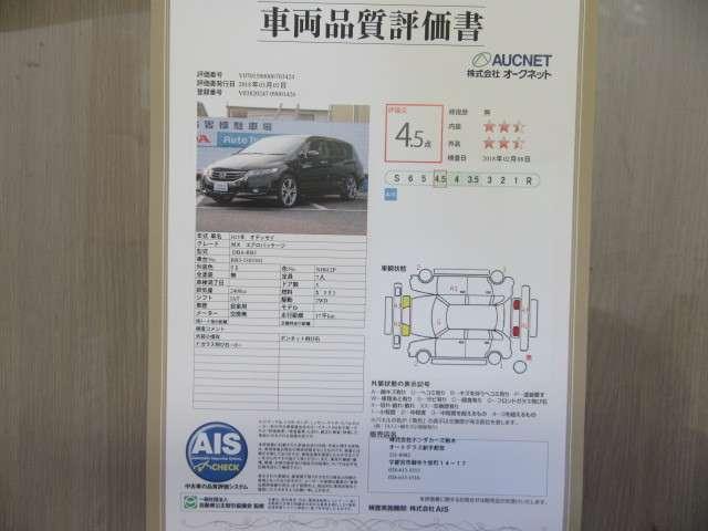ホンダ オデッセイ MX・エアロパッケージ HDDナビ・リヤカメラ・